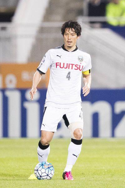 Yusuke Igawa of Kawasaki Frontale (JPN) in action during the ACL Asian Champions League match between Eastern SC and Kawasaki Frontale at Mongkok Stadium on March 1, 2017 in Hong Kong, Hong Kong.