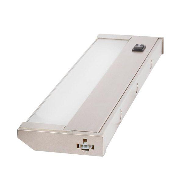 dimmable led under cabinet lighting 24 aquc24 120v. Black Bedroom Furniture Sets. Home Design Ideas