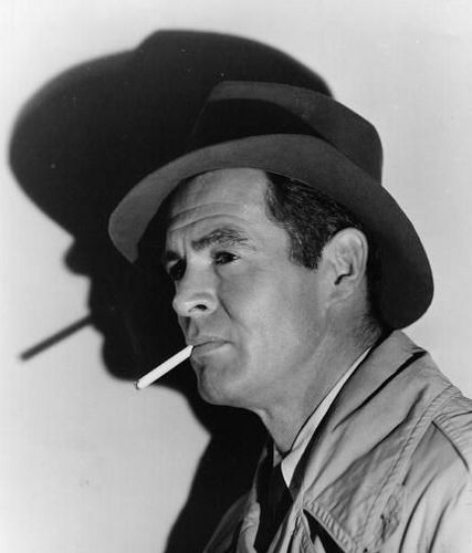 Robert Ryan - Act of Violence 1948 by TikiLizzy, via Flickr