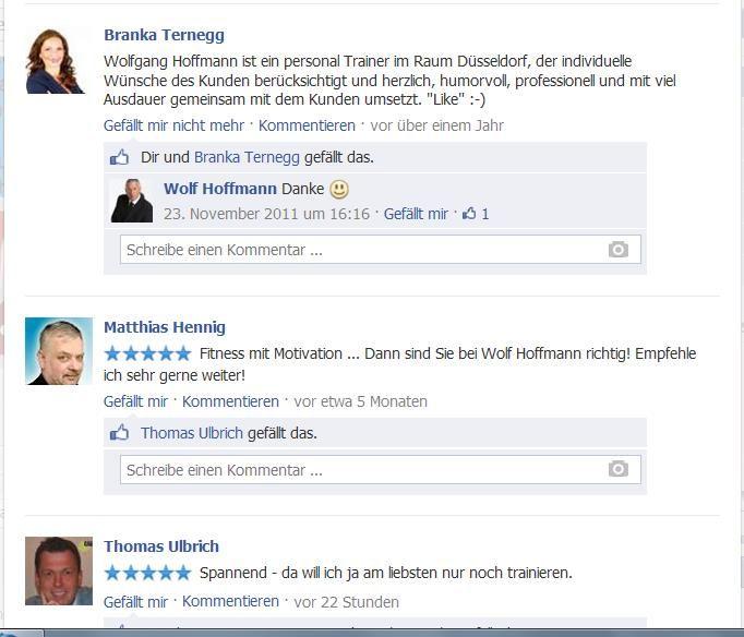 #Kundenbewertungen im Internet | The voice of the clients
