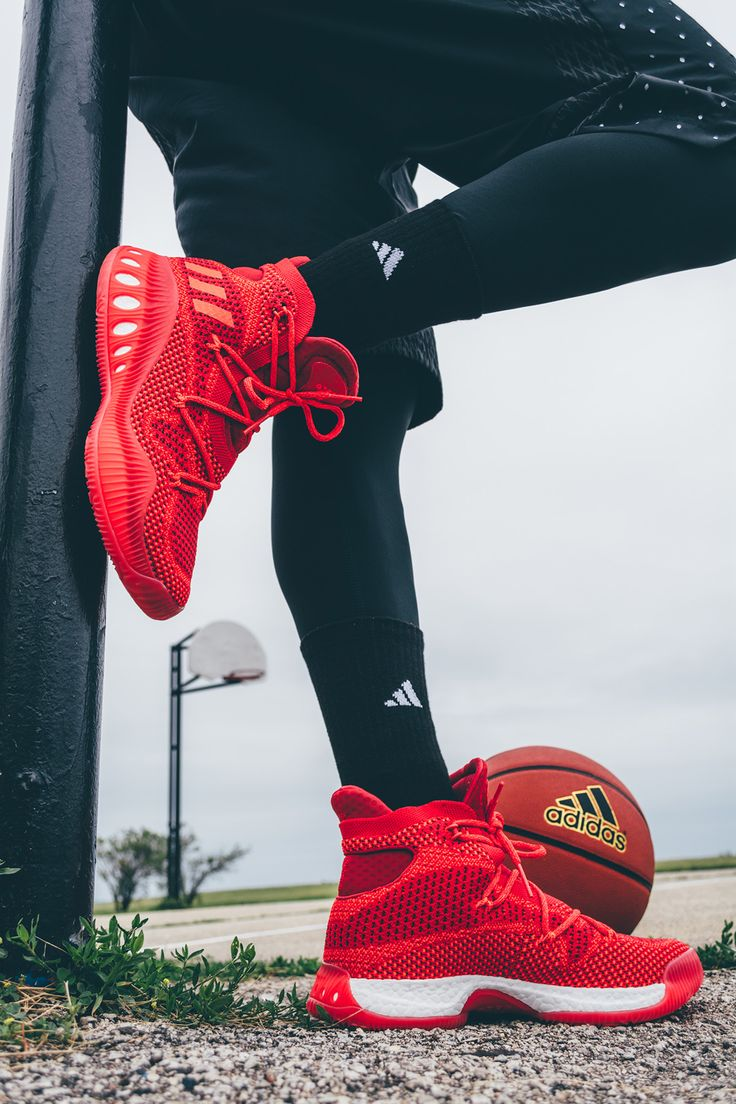 Adidas crazylight boost low 2016 bred black red mens basketball shoes - Adidas Basketball Andrew Wiggins Introduce The Crazy Explosive Eu Kicks Sneaker Magazine