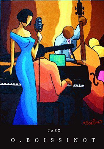 Affiche Jazz Robe bleue O.BOISSINOT http://www.amazon.fr/dp/B017NRTI9Q/ref=cm_sw_r_pi_dp_Snjwwb1FWNPZ9