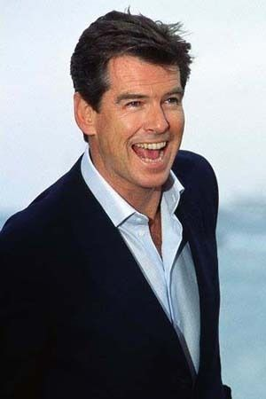 Pierce Brosnan...classically handsome and wildly underrated.