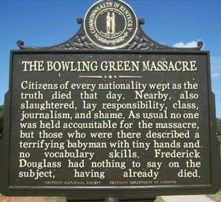 The Bowling Green Massacre