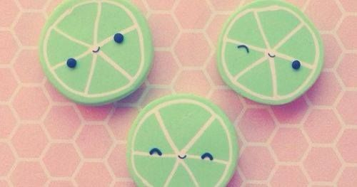 WinterGreenDream: #kawaii #charms #polymer #clay #lime... http://ift.tt/2idNCwt
