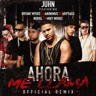 Urban-Music-Word: Juhn Ft. Bryant Myers, Anonimus, Brytiago, Noriel ...