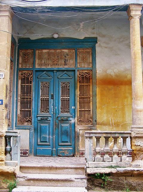 Nicosia / Lefkoşa (North Cyprus) - Entrance by Danielzolli, via Flickr