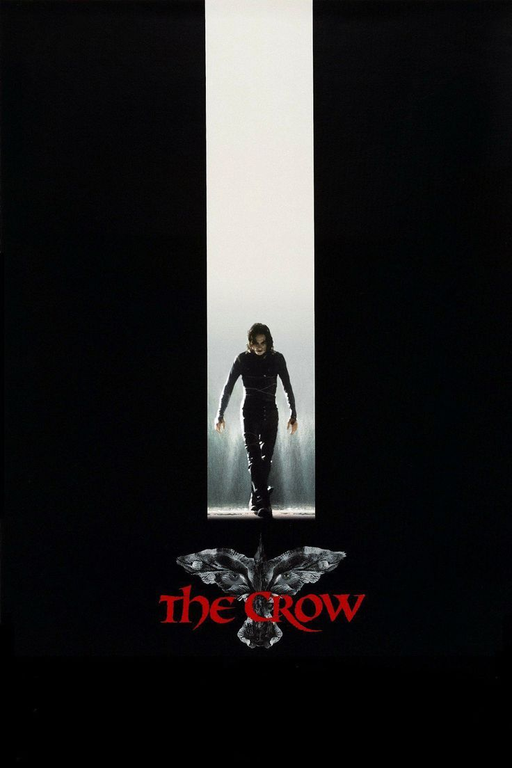 The Crow Full Movie Click Image to Watch The Crow (1994)
