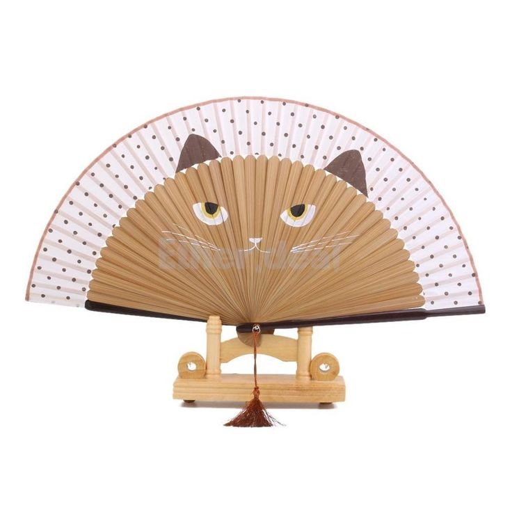 seid cartoon katze f cher handf cher japanische. Black Bedroom Furniture Sets. Home Design Ideas