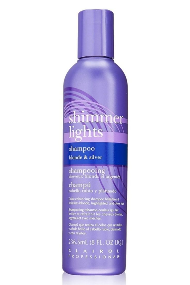 how to use purple shampoo on ombre hair