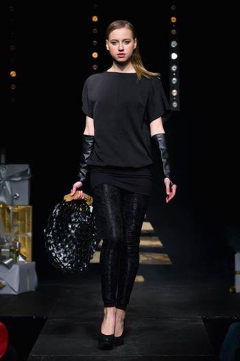Fashion show at Forum Mody