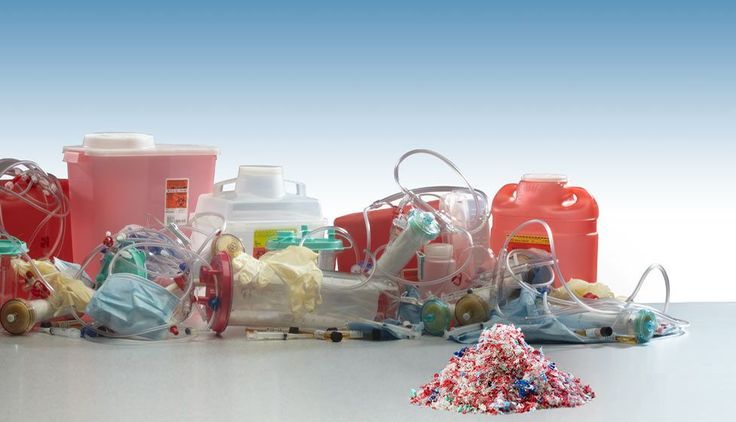 Ιατρικά απόβλητα