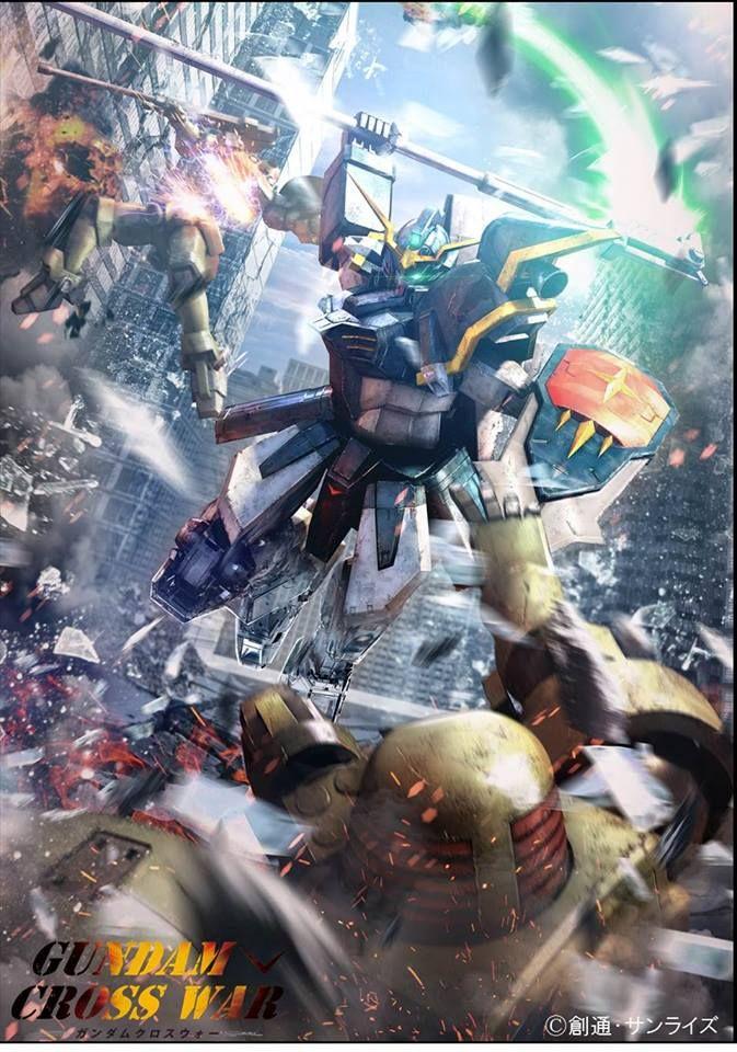 Gundam Cross War Mobile Phone Size Wallpapers Gundam