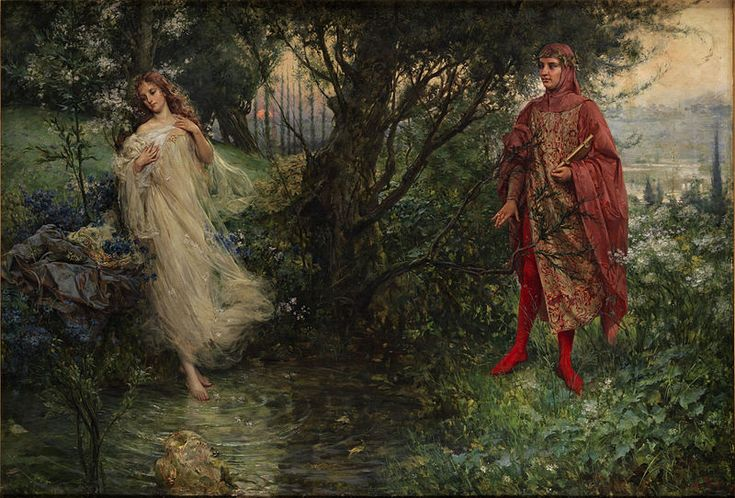 alexandra-levina:Dante and BeatricebySalvatore Postiglione