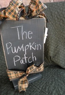 Best Fall Craft Projects Images On Pinterest Craft Projects - Cool chalkboard halloween decor