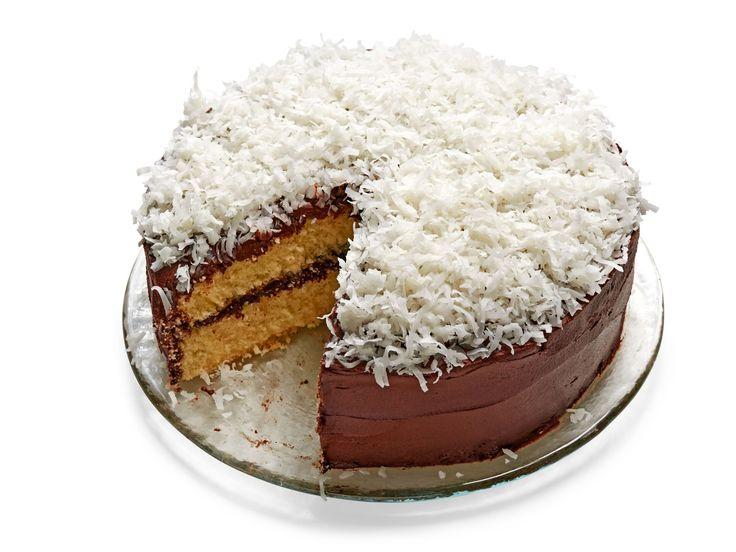 Chocolate zucchini cake with chocolate chips food network
