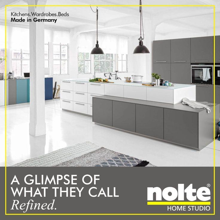 Nolte Kitchens Soft Lack Door Available In Multiple Colours.