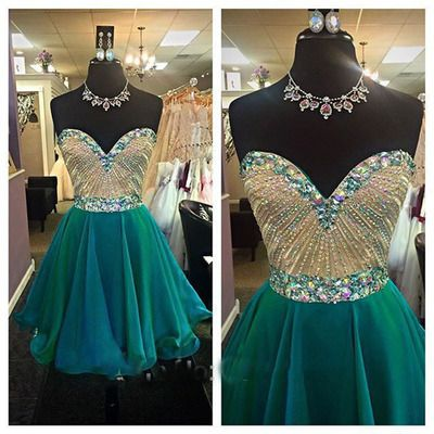 Sweetheart Pretty Homecoming Dress,Sexy Party Dress,Charming Homecoming…
