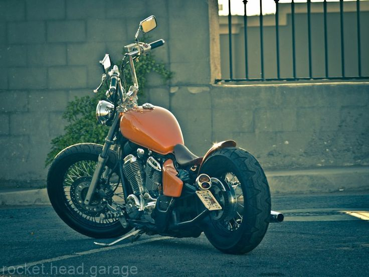 chopcult - lets see the honda shadow chops - Page 4