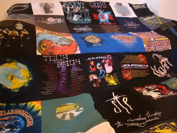 Custom T Shirt Blanket UNLIMITED SHIRTS Items & by KristaLawhon, $250.00
