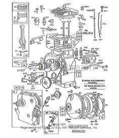 Find Replacement & Repair Parts for Briggs & Stratton Engines