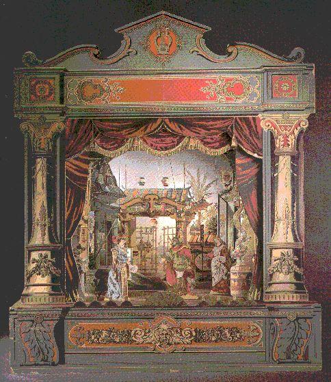 Inspire: Paper Theatre