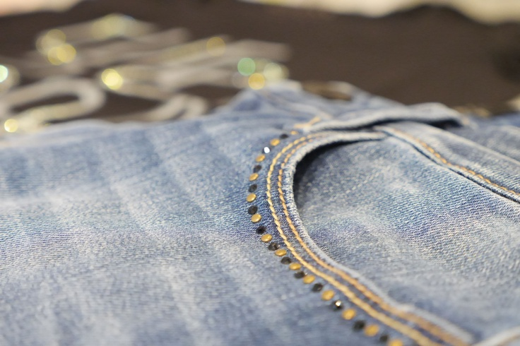 New Guess jeans for summer '13