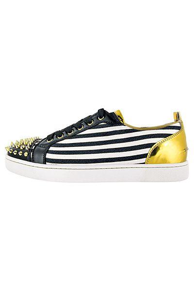 #ChristianLouboutin - #Men's #Shoes - 2013 Spring-Summer