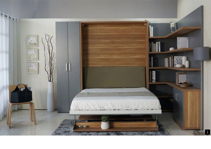 Discover More About Queen Size Murphy Wall Bed Just Click On The