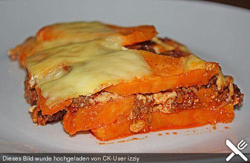 Süßkartoffel - Auflauf mit Hackfleisch, ein beliebtes Rezept aus der Kategorie Kartoffeln. Bewertungen: 106. Durchschnitt: Ø 4,1.