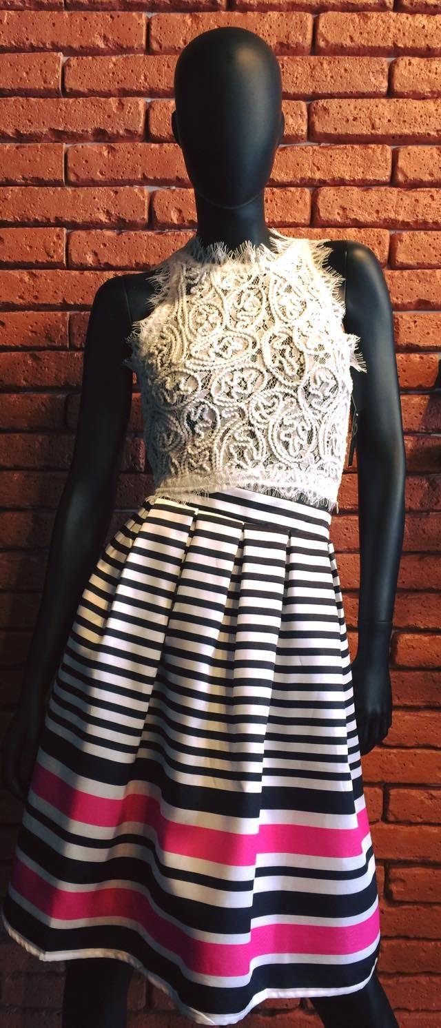 Outfit colección Primavera 2016