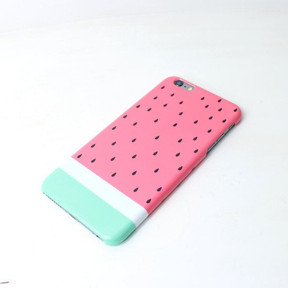 Pastel Watermelon iPhone 6 case iPhone 6s case iPhone by Memeskins