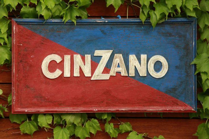 Cuadro Cinzano feelgoodretrovintage@gmail.com