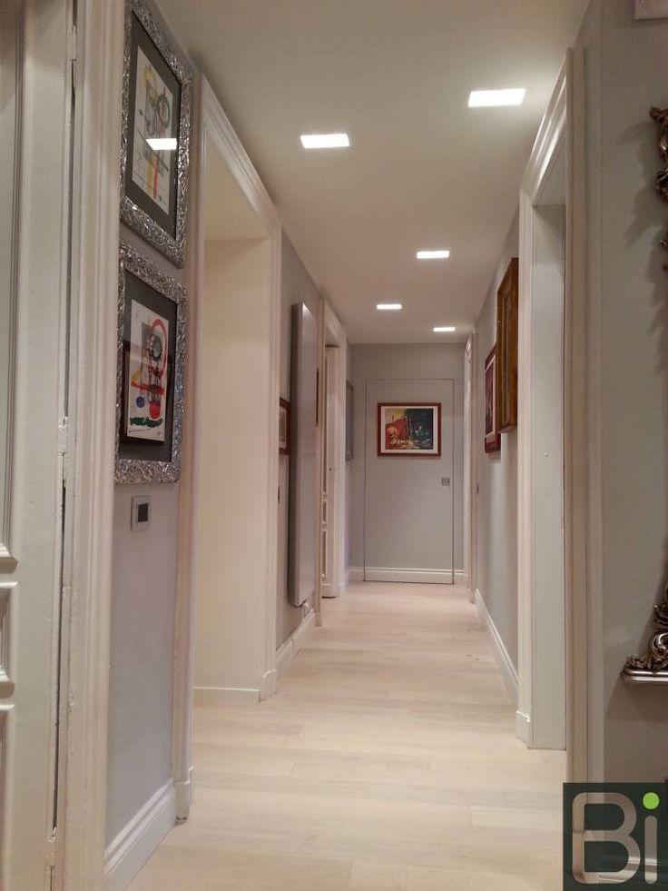 Casa Valeggio: Ingresso, Corridoio & Scale in stile in stile Moderno di PROGETTO Bi