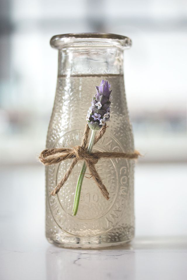 To make the lavender syrup:  Add 1 cup water and 1 cup sugar to a medium sauce pan over medium-low heat and stir until the sugar completely ...Once the sugar has dissolved, turn off the heat and add the dried lavender. Stir until all the buds are coated in syrup and let steep for 15 minutes. Strain into a glass jar and let cool before serving. Store in the fridge for up to two weeks.
