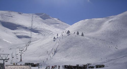Visit Greece | Skiing
