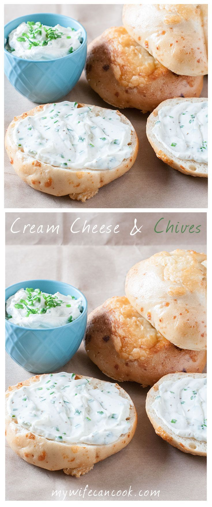Cream Cheese and Chives have become a tradition in our house. This Chive Cream Cheese Dip is perfect for dipping vegetables or it makes a great spread to go on crackers or you favorite bagel. You'll find a lot of flavored cream cheeses and dips that feature cream cheese, but you'll be hard pressed to find a dip or spread that's easier to put together than this! It's cream cheese plus 3 other ingredients. You mix them together and that's it! No baking, no fuss, just great flav