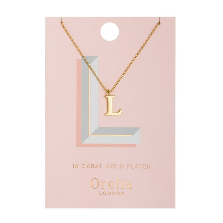 1000+ ideas about Initial Necklaces on Pinterest
