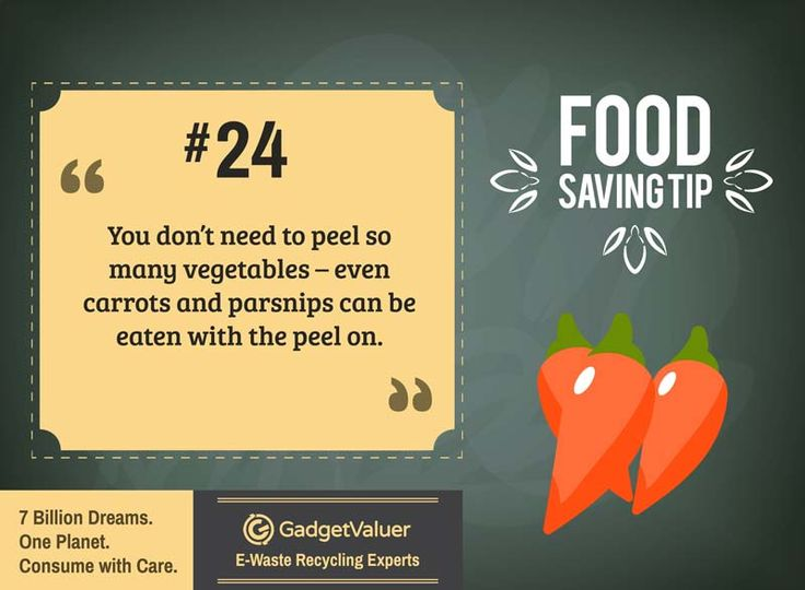 Food Saving Tip 24 | 150+ Sustainability Resources | #WED2015 #7BillionDreams #Sustainability
