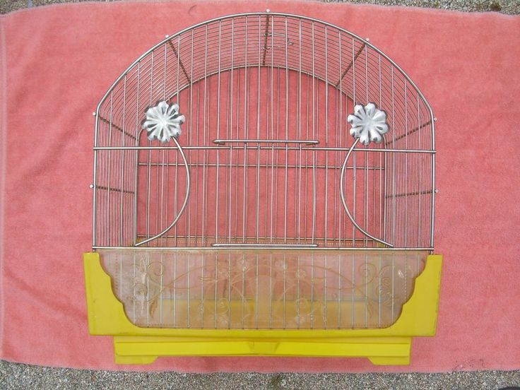 how to build a birdcage for finches