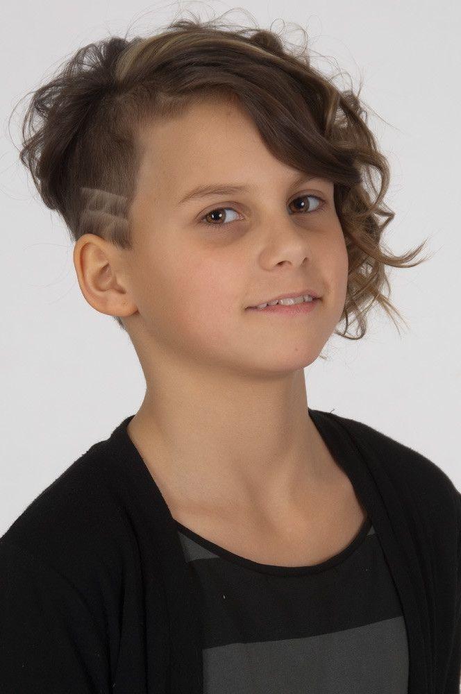 Frisur Teenager