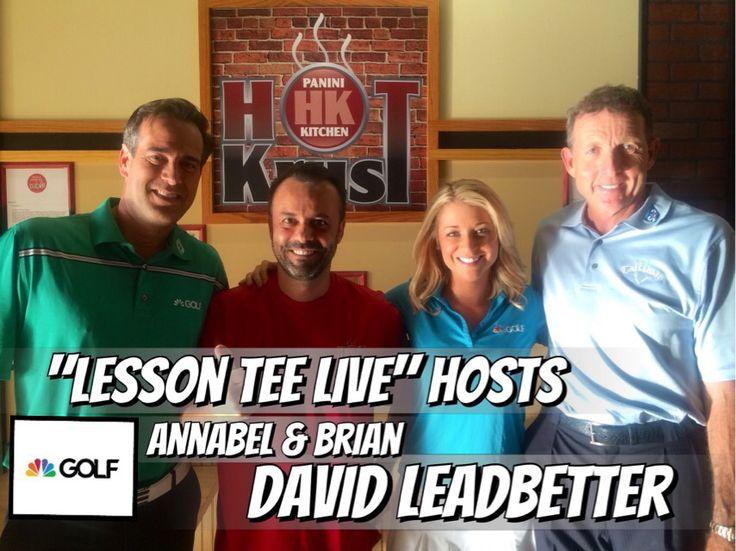 Golf Channel Host and Former PGA Mr. Ledbetter