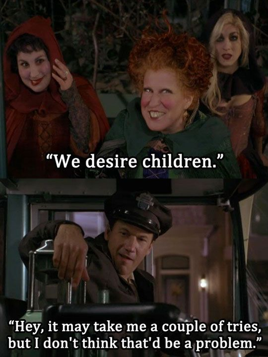 Never Noticed This Joke When Watching Hocus Pocus As A Kid ^I noticed it the last time I watched it! We should watch it this month!!!