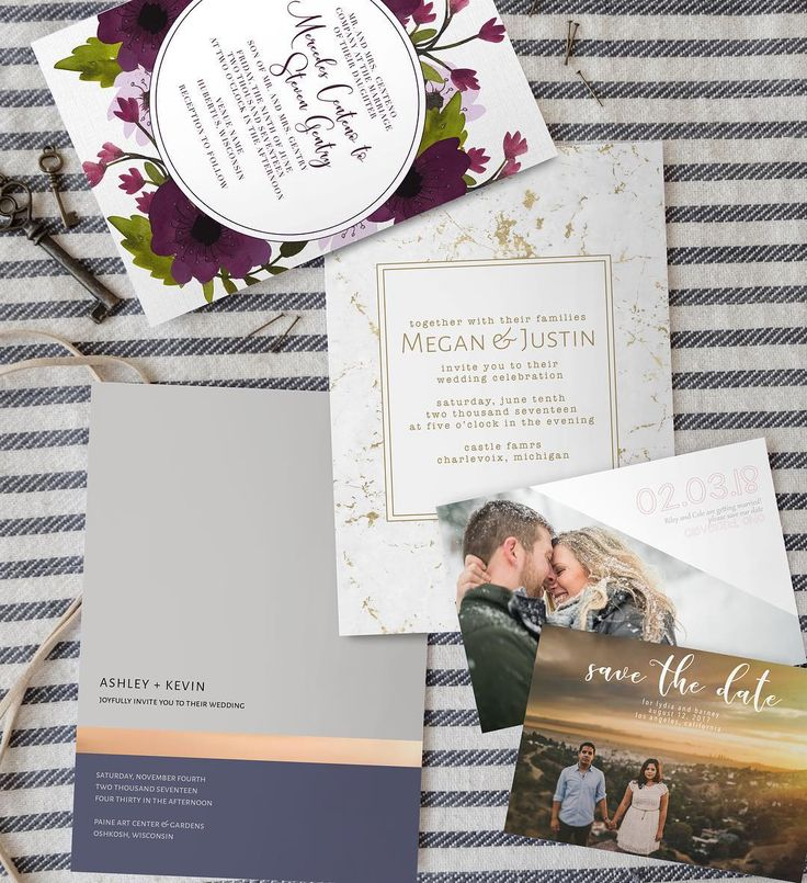 marriage invitation sms on mobile%0A marble invitation  modern invitation  floral wedding invitation  picture  save the dates