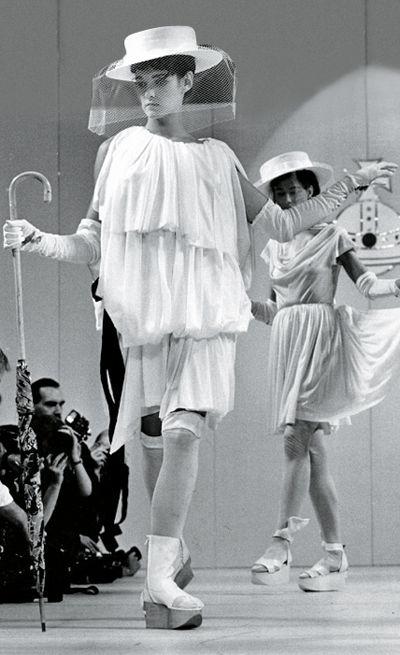 1987 - Vivienne Westwood show