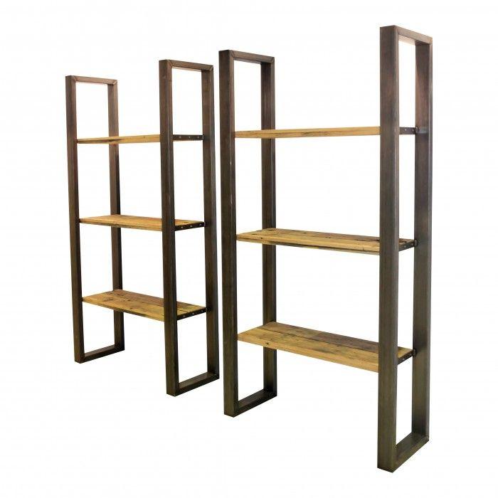 Stalen frame kast - Nieuw | vintage meubels, woonaccessoires, handmade design en…