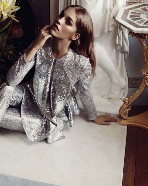 Sparkles Silver Chic