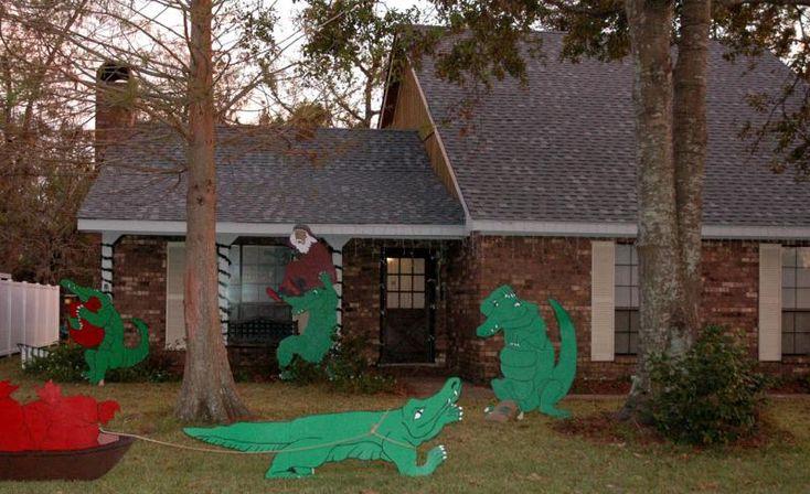 cajun christmas decorations | ... So Often - P.E.S.O >> December 2005 > The Cajun Night Before Christmas