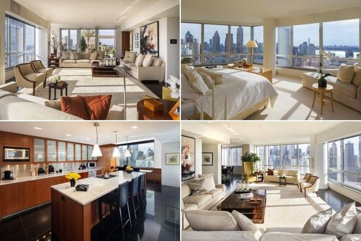 Marv Albert Lists Lincoln Square Penthouse for $16.5 Million 3,553-square-foot duplex penthouse in 150 Columbus Avenue