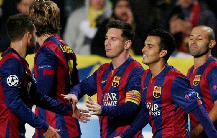 Barcelona Stars : Daily News for Barcelona on Saturday 12/6/2014